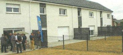 De nouveaux logements privés