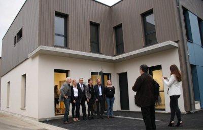 Inauguration d'une Maison Médicale à Grand-Couronne