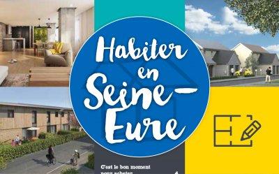 Val-de-Reuil - 15 maisons individuelles en cours de commercialisation