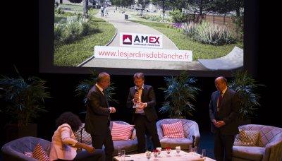 Revivez la soirée d'inauguration des Jardins de Blanche en vidéo