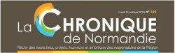 La Chronique de Normandie n°549