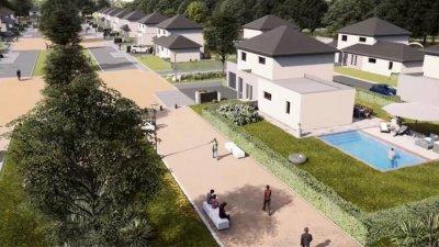 Val-de-Reuil veut retenir les cadres en développant le logement de standing