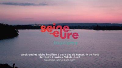 Découvrez la nouvelle campagne de l'Agglomération Seine-Eure