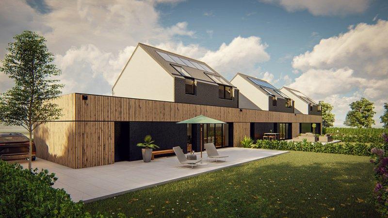 En 2020, trois « maisons du futur » vont sortir de terre à Val-de-Reuil